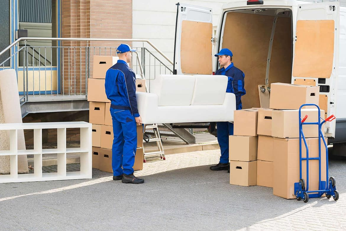 Top 5 reasons to hire a local removalist