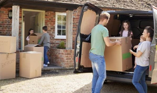 Top 4 Tips for Moving Houses