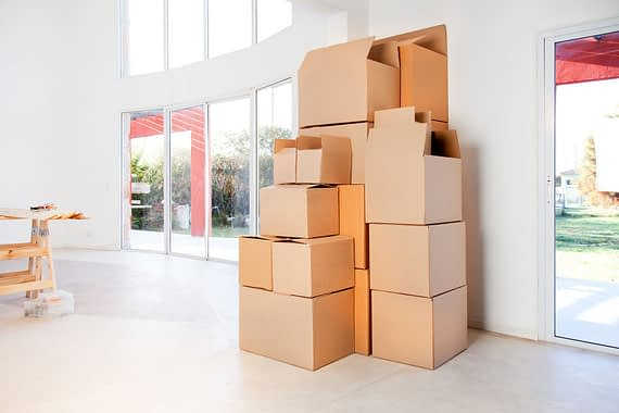 Ways To Deal With Moving Boxes After Moving